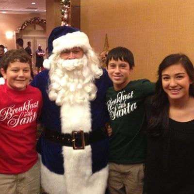 Blue Santa Program