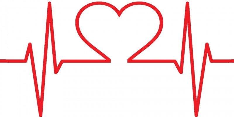 heart care medical logo