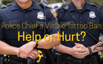 SAPD Tattoo Policy