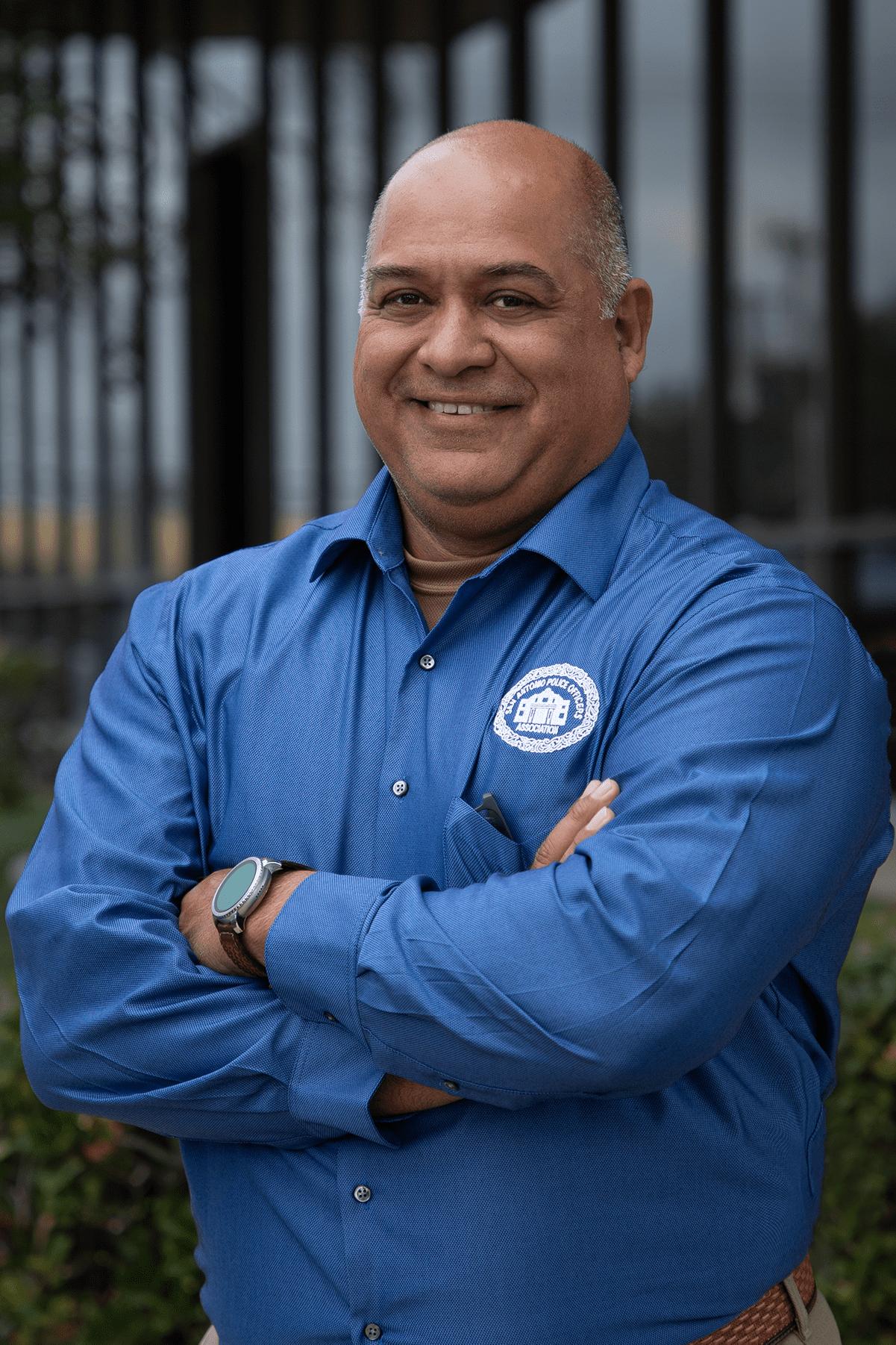 Danny Diaz, SAPOA President