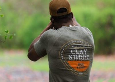 Annual Clay Shoot