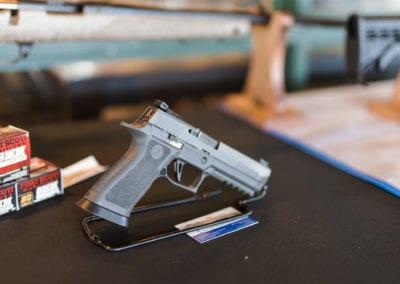 Pistol for Raffle