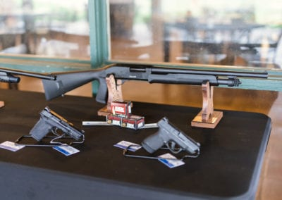 Guns For Raffle